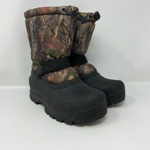 Northside Camo Thinsulate Kids Winter Boots 6Y